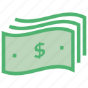 cash, finance, money, notes icon