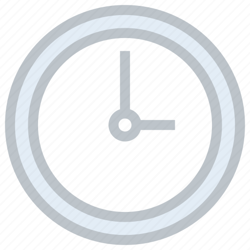 clock, date, time icon icon