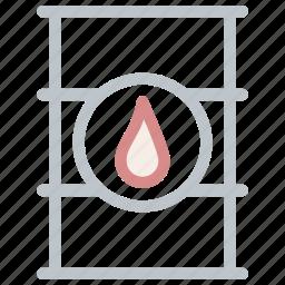 drum, energy, oil icon icon