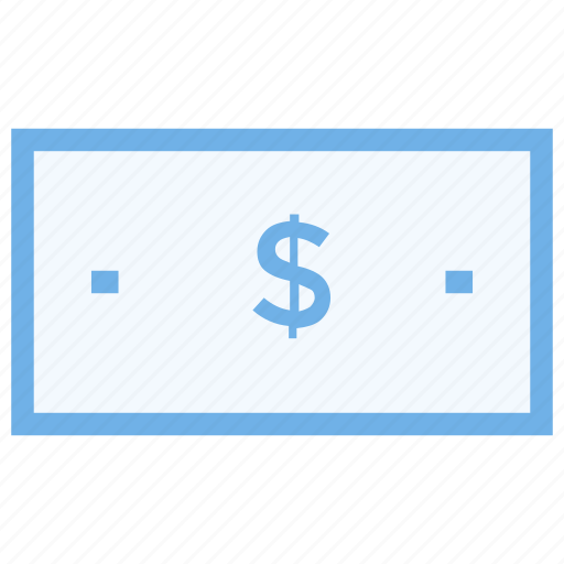 cash, dollar, finance, money, sign icon icon