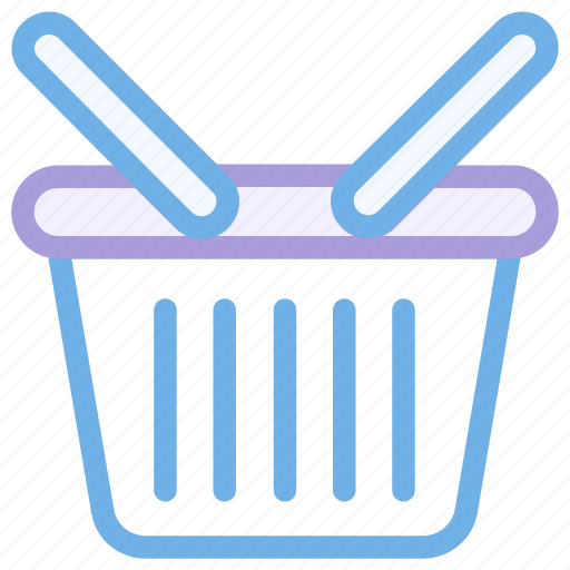 basket, buy, retail, shopping icon icon