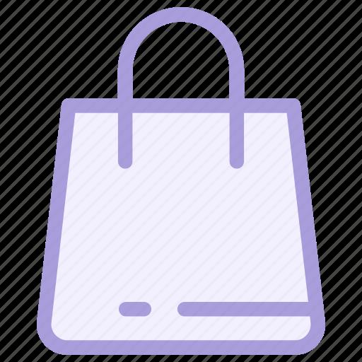 bag, cart, goods, items, shopping icon icon