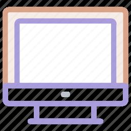 computer, desktop, display, imac, monitor, screen, thunderbolt icon icon