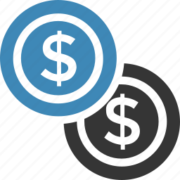 .svg, coin, dollar, exchange, money, sign icon icon