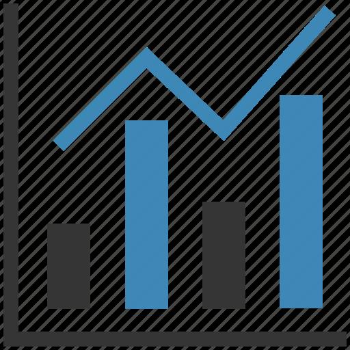.svg, charts, diagram, graph, marketing, seo, statistic icon, • analytics icon