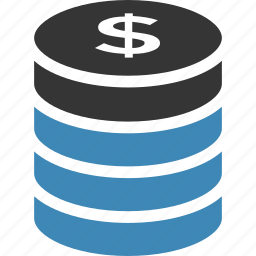 .svg, coin, dollar, money icon, • cash icon