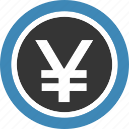 .svg, coin, cold yen, currency, finance, japan, money, payment, yan coin, yen icon, • cash icon
