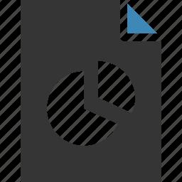analytics, report, sales, statistics icon icon