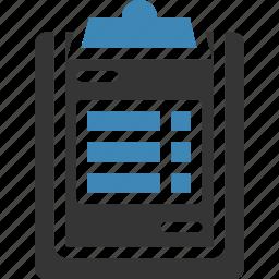 .svg, bill, clipboard, invoice, purchase, receipt icon icon