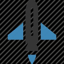 spaceship, startup icon, • rocket icon