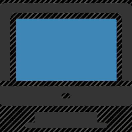 desktop, display, imac, monitor, screen, thunderbolt icon, • computer icon