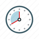 alarm, clock, time, timer, tool, wall icon