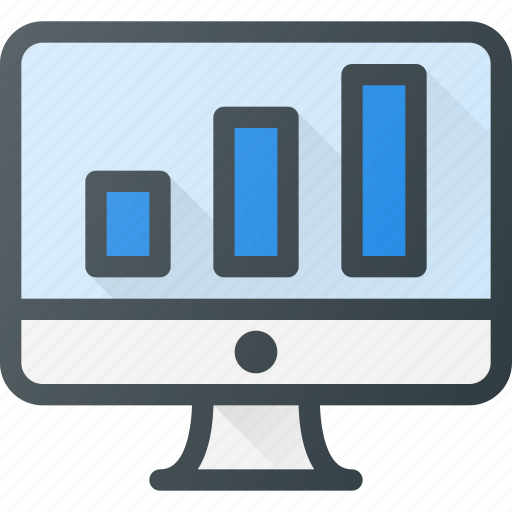 Business, chart, computer, graph, web icon - Download on Iconfinder