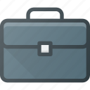 brief, case, luggage, office, suitcase, work icon