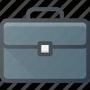 brief, case, luggage, office, suitcase, work