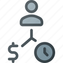 analysis, business, plan, process, strategy icon