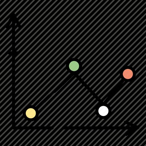 analytics, business, chart, diagram, finance, graph icon