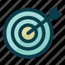 arrow, business, company, enterprise, marketing icon