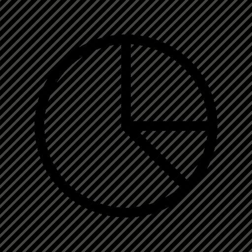 analysis, business, chart, pie, pie chart, statistics icon