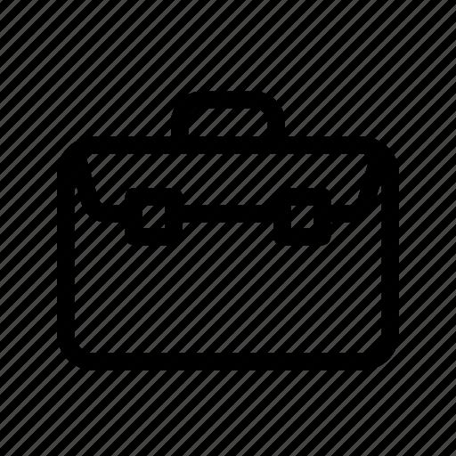 briefcase, busines, case, office, suitcase, work icon