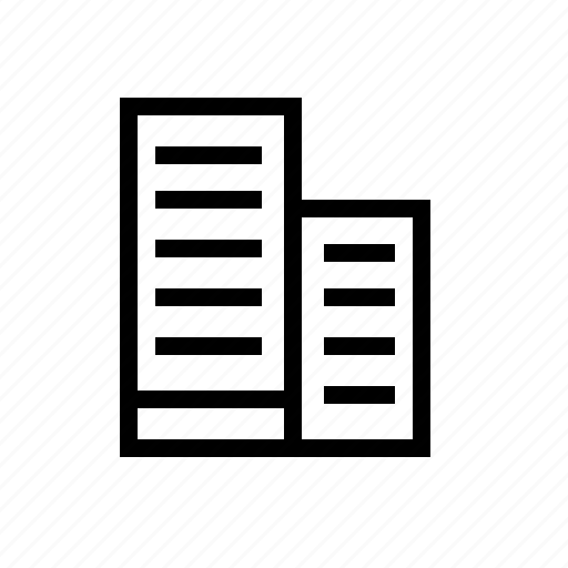 archive, business, file, folder, office, paper icon