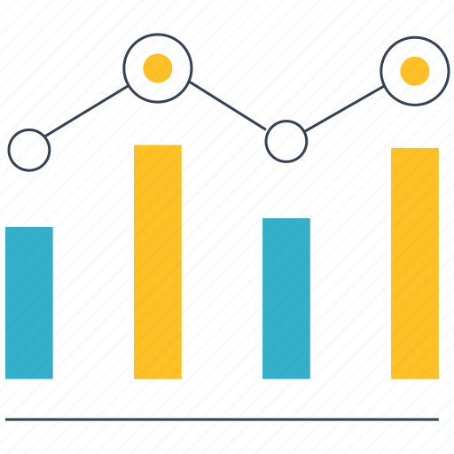 barchart, chart, columnchart, graph, increasechart icon