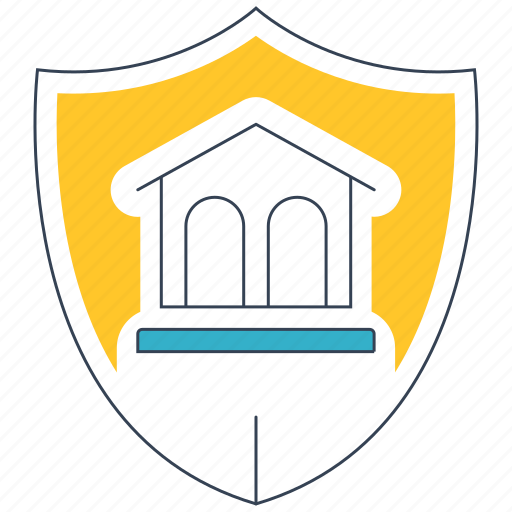 bank, education, saftey, safteybank, security icon