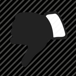 bad, fail, sad, ugly icon