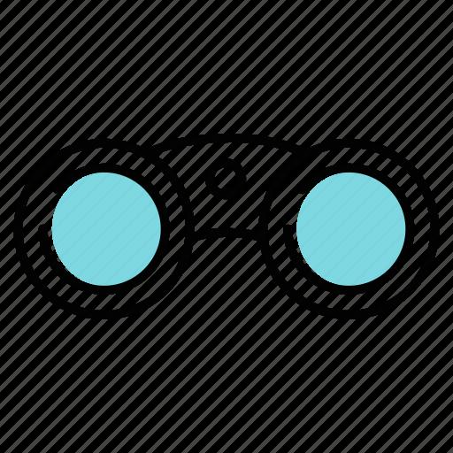 binocular, business opportunities, view icon