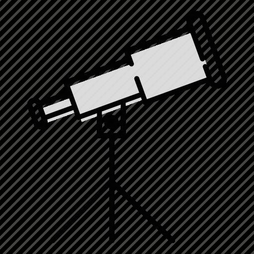 opportunities, telescop, view icon