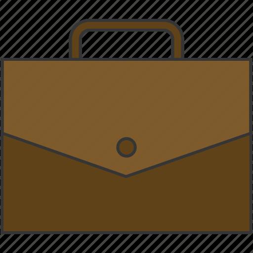 bag, briefcase, career, documents, portfolio, suitcase icon