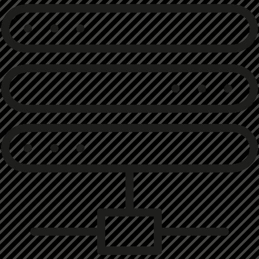 server, storage icon icon