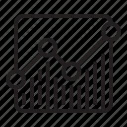 business, diagramm, graphic, statistics icon