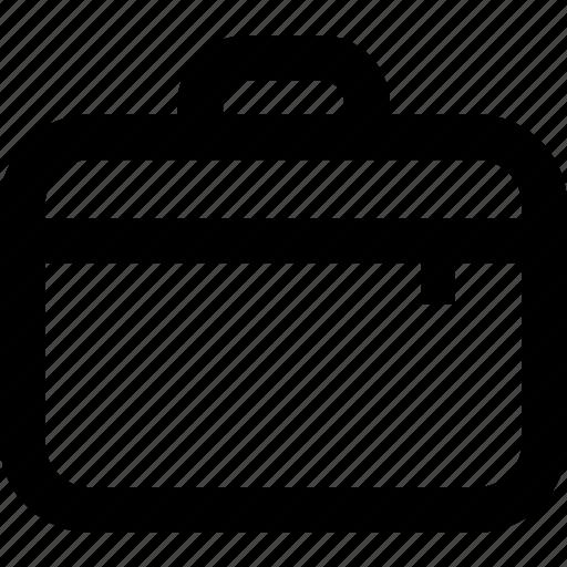 briefcase, business, finance, marketing icon