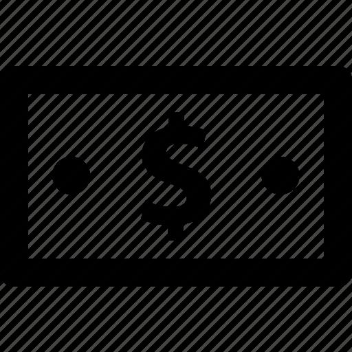 business, cash, finance, money, payment icon