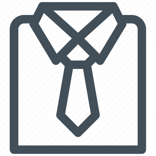 clothe, office, office shirt, press, shirt icon icon