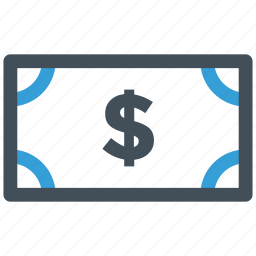currency, dollar, money icon icon