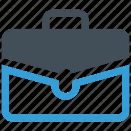 bag, business, portfolio, portfolio bag icon icon