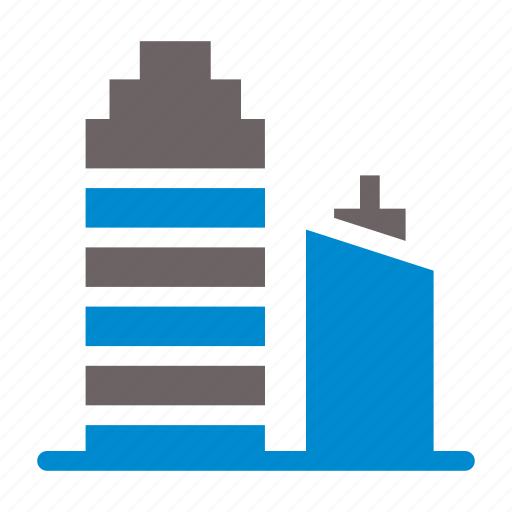 building, business, corporate, group, office icon