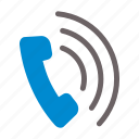 business, calling, corporate, group, office, telephone icon