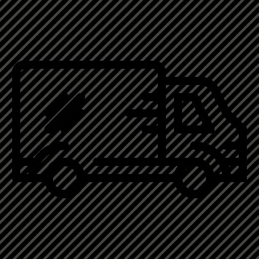 Transport, transportation, truck, vehicle icon - Download on Iconfinder