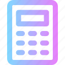 business, calculator icon