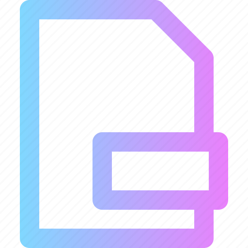 business, document, file icon