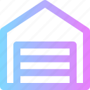 business, store, warehouse icon