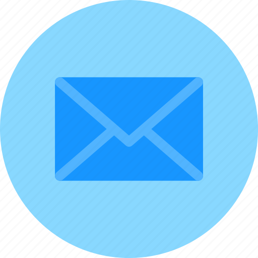 envelope, letter, message, sms icon