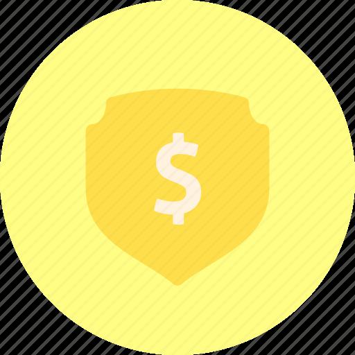 finance, money, protection, retirement icon