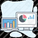 analysis, analysis system, chart, concept, development, market, progress, system icon icon