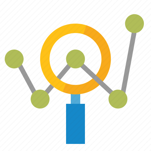 analysis, chart, investment, statistics, stock icon
