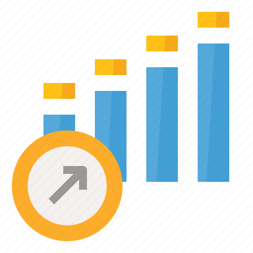 bar, chart, diagram, graph icon