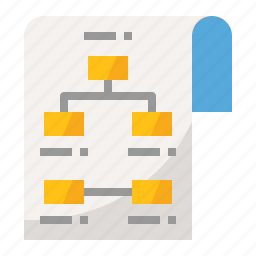 business, planning, strategy icon